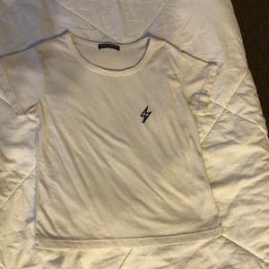 Brandy Melville tee with decal